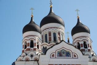 Alexander Nevski in Tallinn Estland