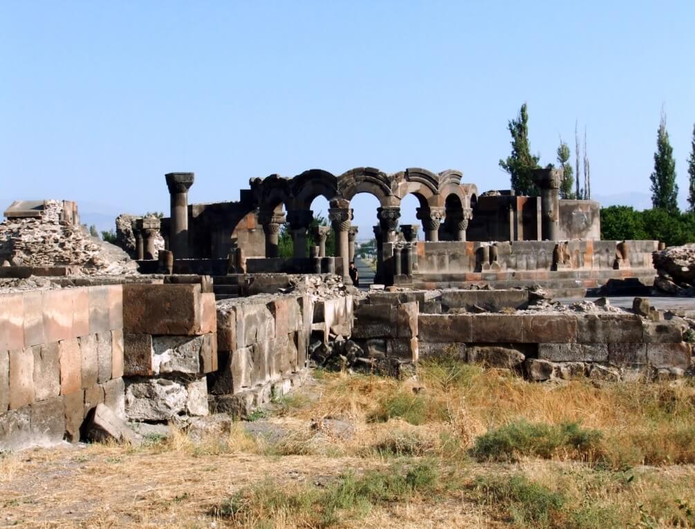 Vakantie in Armenië