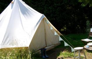 Camping Vliegvakantie