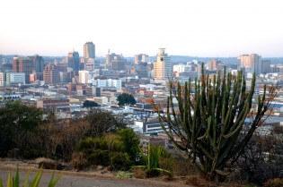 Harare in Zimbabwe