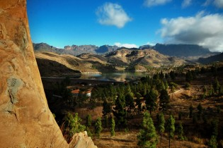Landschap Canarische Eilanden - Gran Canaria