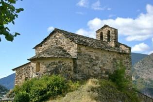 Sant Julia de Loria in Andorra