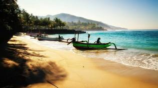 Strand Bali Indonesie