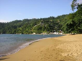 Strand Trinidad en Tobago