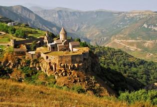 Tatev klooster, Armenie