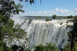 Vakantie Zimbabwe - Victoria Watervallen