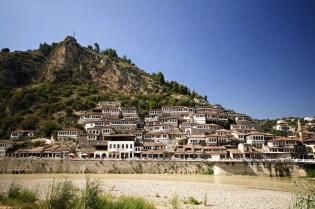Vakantie in Albanie - Berat