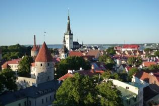 Vakantie in Estland - Tallinn