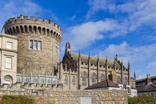 Vakantie in Ierland - Dublin