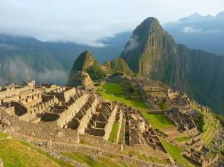 Vakantie in Peru - Machu Picchu