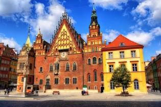 Vakantie in Polen - Wroclaw