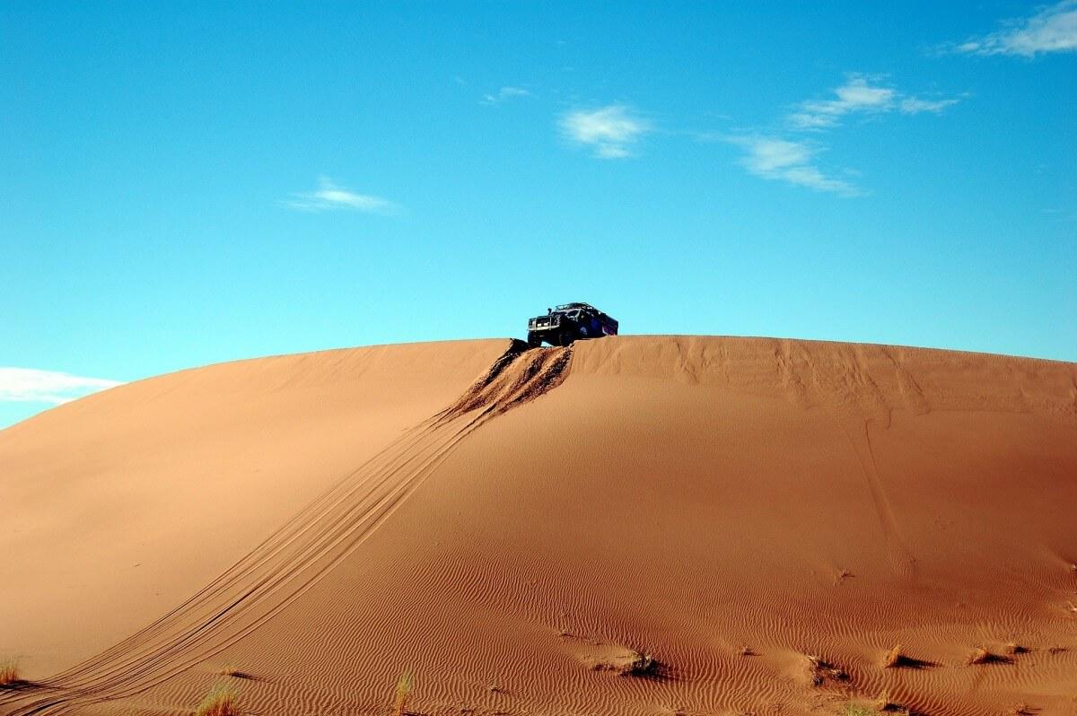 Westelijke Sahara in Marokko