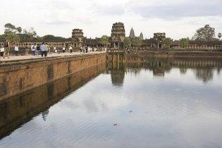 Angkor tempel Cambodja