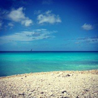 Bonaire strand