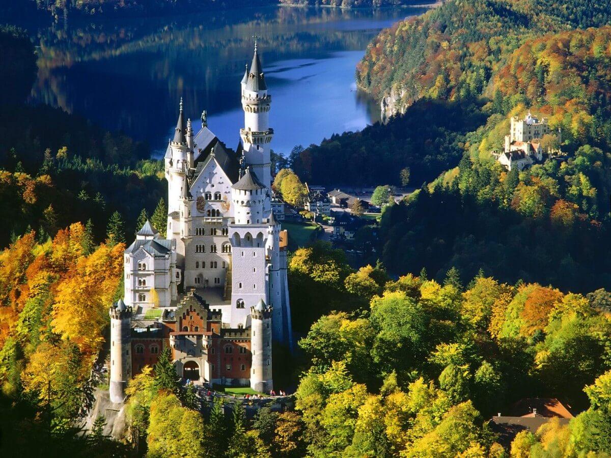 vakantie in Duitsland
