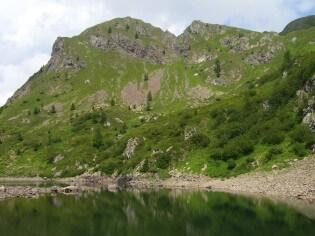 Lago Erdemolo - Caldonazzo