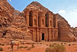 Jordanië Petra