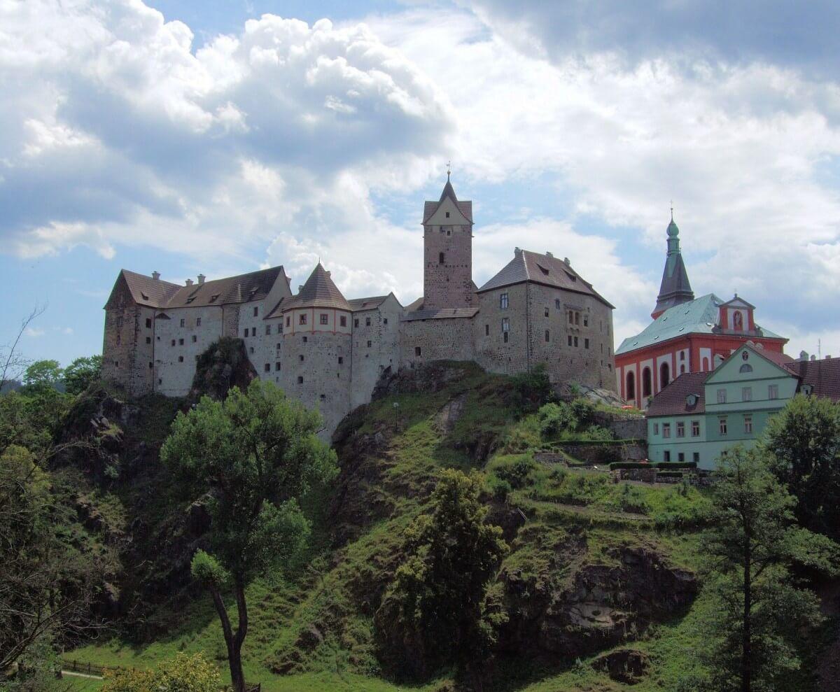 Vakantie in Tsjechië