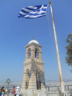 Athene Lycabettus Hill