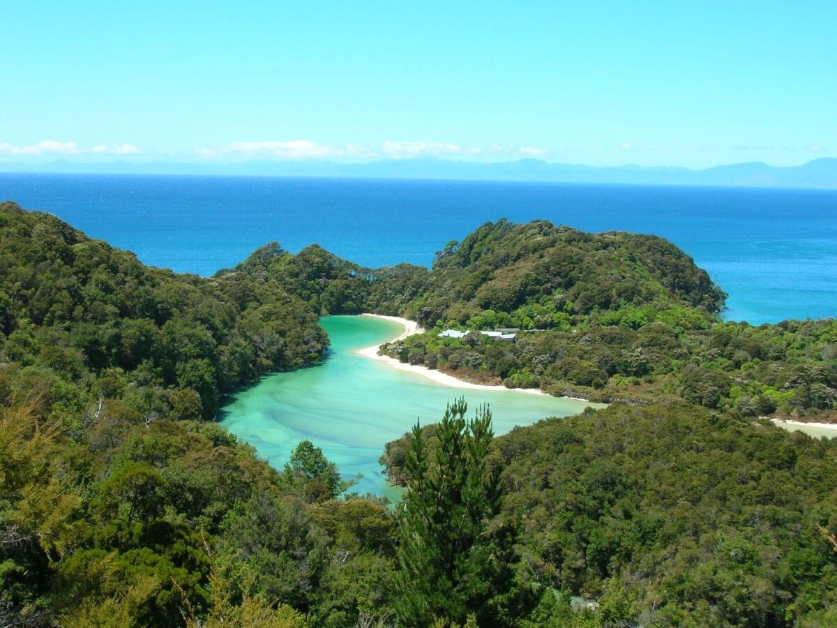 Nieuw-Zeeland Abel Tasman