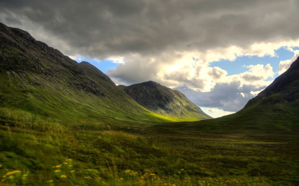 Vakantie in Schotland