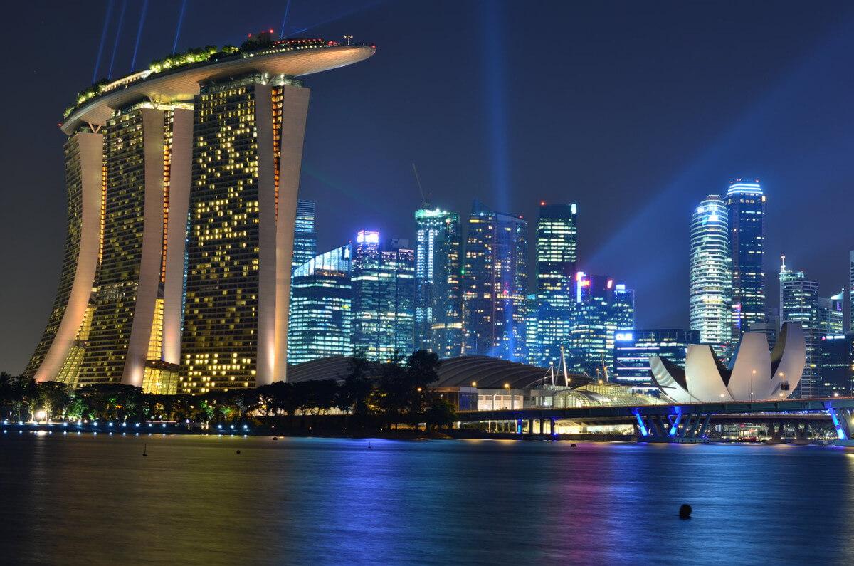Vakantie in Singapore