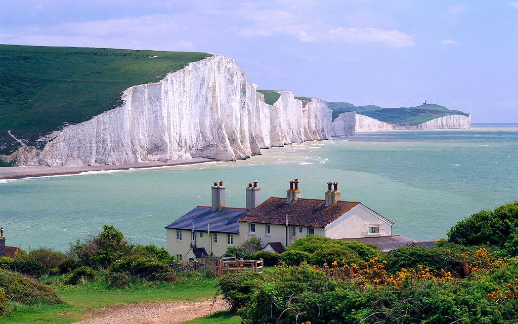 Vakantie in Engeland