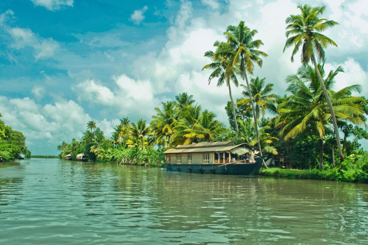 Vakantie in India