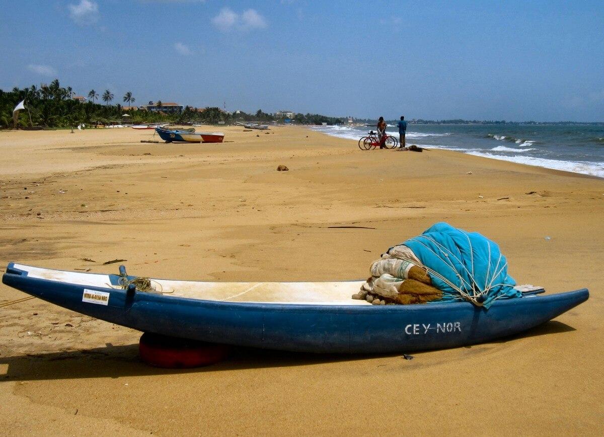Vakantie in Sri Lanka