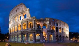 Cultuurvakantie Italie - Het collosseum
