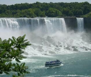 Maid of the Mist, Niagara Falls, Canada
