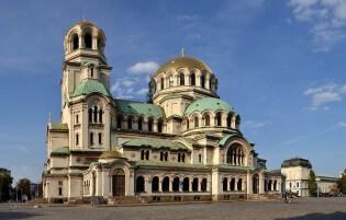 Bulgaria, Sofia, Alexander Nevski Cathedral