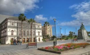 Gran Canaria, Las Palmas, Teatro Perez Galdós