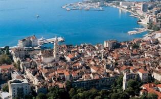 Stedentrip naar Split in Kroatië