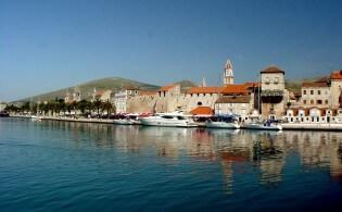 Historie tijdens een stedentrip Trogir