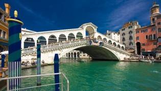 Venetië Rialtobrug