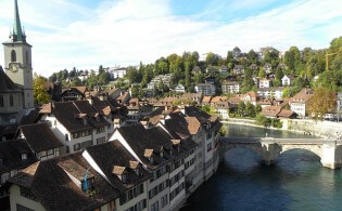 Stedentrip Bern