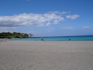 Kauna'oa Bay Hawaï