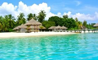 Genieten op de Malediven