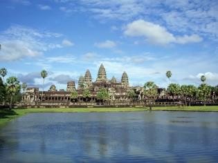 Cambodja, temple of Angkor Wat