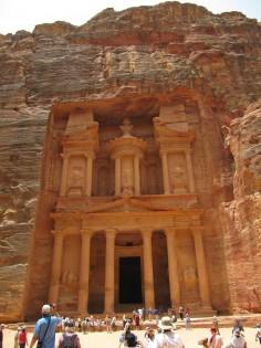 Al Khazneh, treasury, petra, jordan
