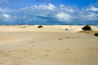 Boa Vista woestijn