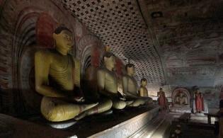 Gouden Tempel, Sri Lanka