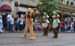 Vakantie naar Disneyland Parijs