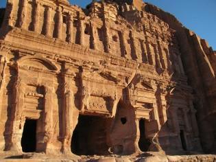 Koningsgraven bij Petra