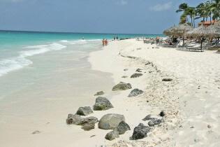 Zonvakantie Aruba