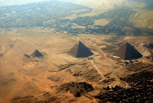 Cairo, Pyramids of Gizeh, Egypt