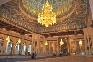 Qaboos Mosque, Muscat, Oman