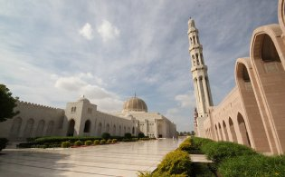 Moskees in Muscat