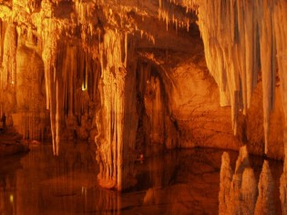 Grotta di Nettuno Sardinie